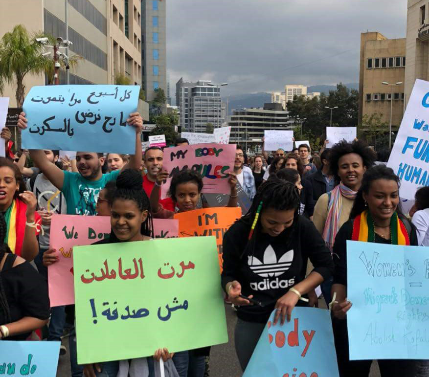 Lebanon IWD2018