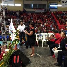 Rosa Pavanelli - FNL Congress 4