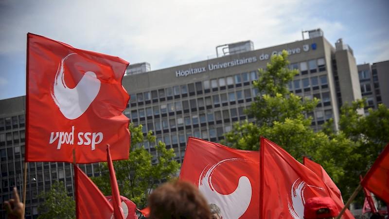 SSP - HUG hospital