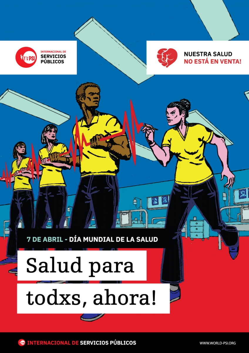 Poster WHD Spanish