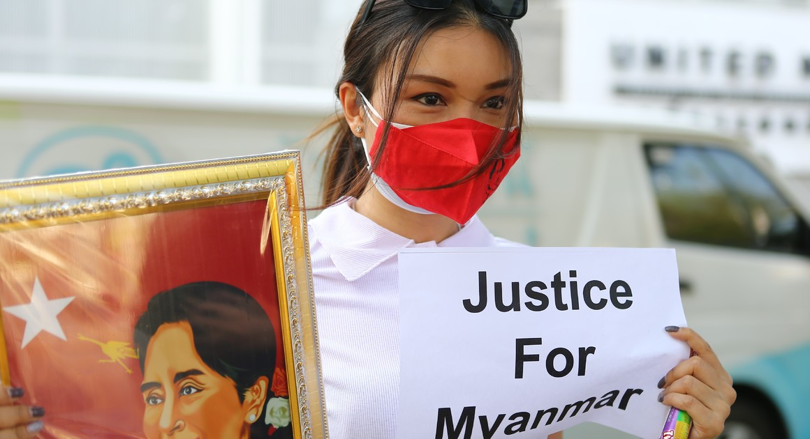 Health workers from 70 hospitals across Myanmar stop work to protest coup -  PSI - The global union federation of workers in public services