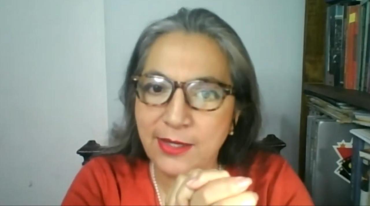 María Fernanda Villegas