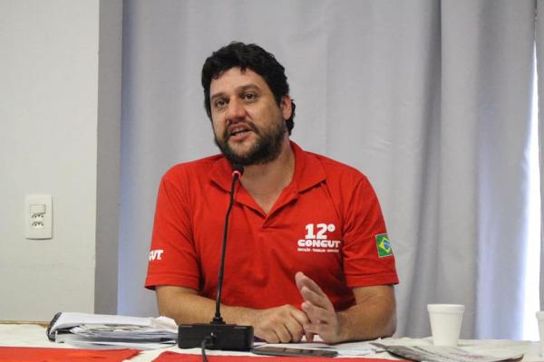 Renê Munaro, SINTRASEM's president