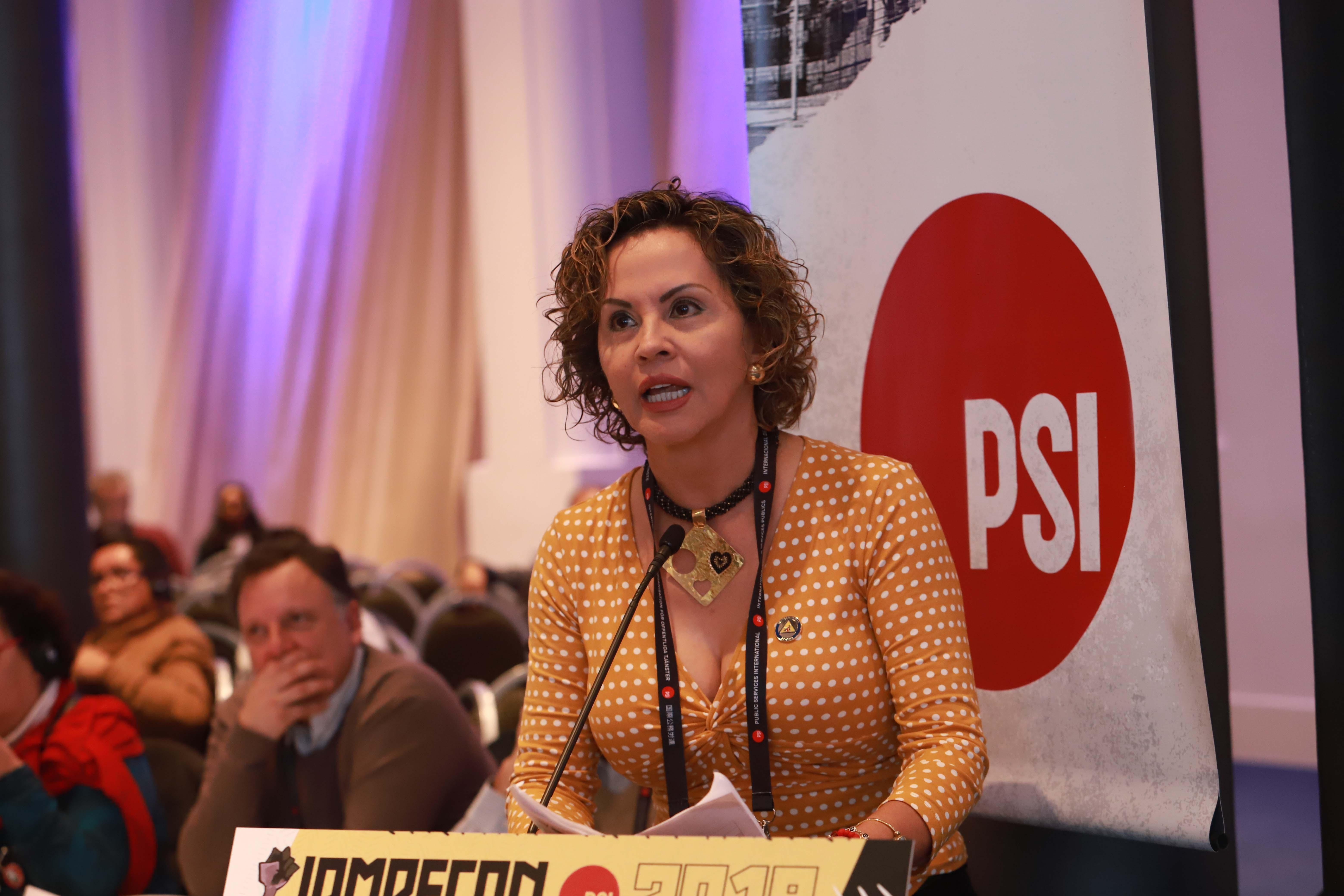 Margarita López. Photo: Carlos Verdugo